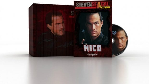 Steven Seagal Nico