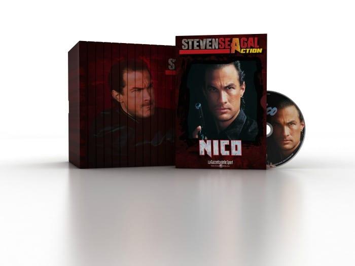 Steven Seagal - Nico