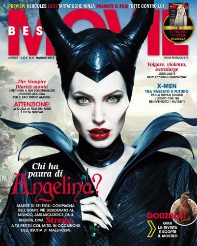 Angelina Jolie su Best Movie