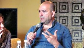 Il regista Hany Abu Assad