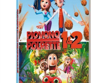 PiovonoPolpette 1 2 DVD Pack 3D DV265720