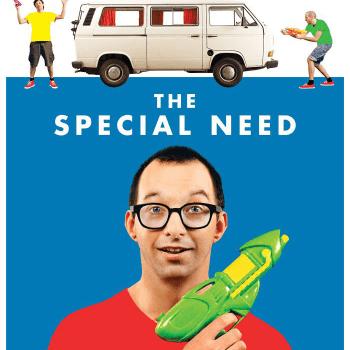 THE SPECIAL NEED locandina
