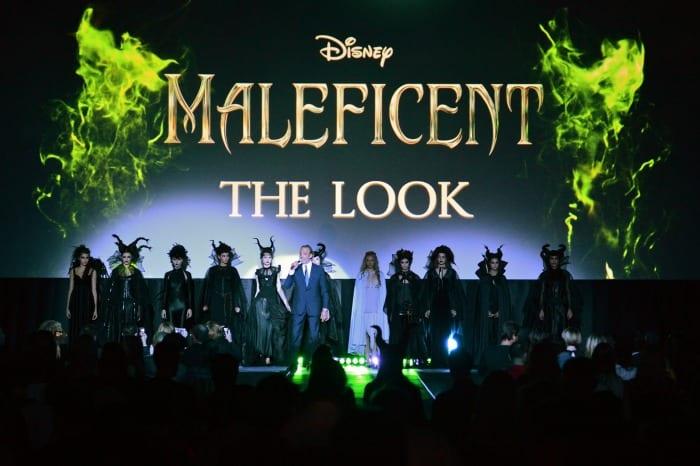 """Il black carpet per """"Maleficent"""""""