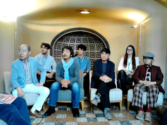 Incontro con i registi del Japan Film Festival