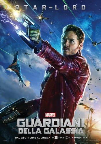 Peter Quill (Chris Pratt)