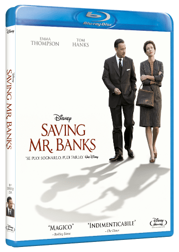 Saving Mr. Banks - In Blu-Ray