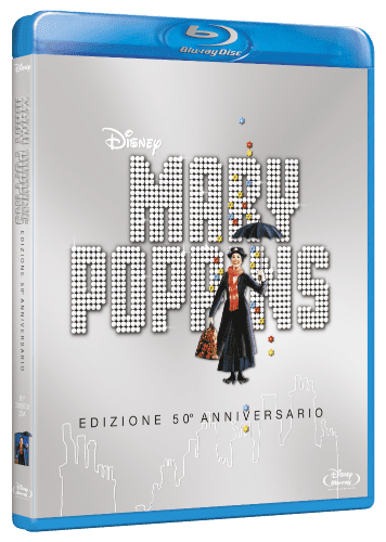 Mary Poppins - Il Blu-Ray