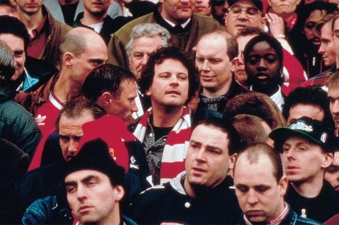 """Colin Firth in """"Febbre a 90°"""""""