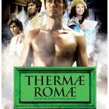 Poster Thermae Romae 70x100 versione 2