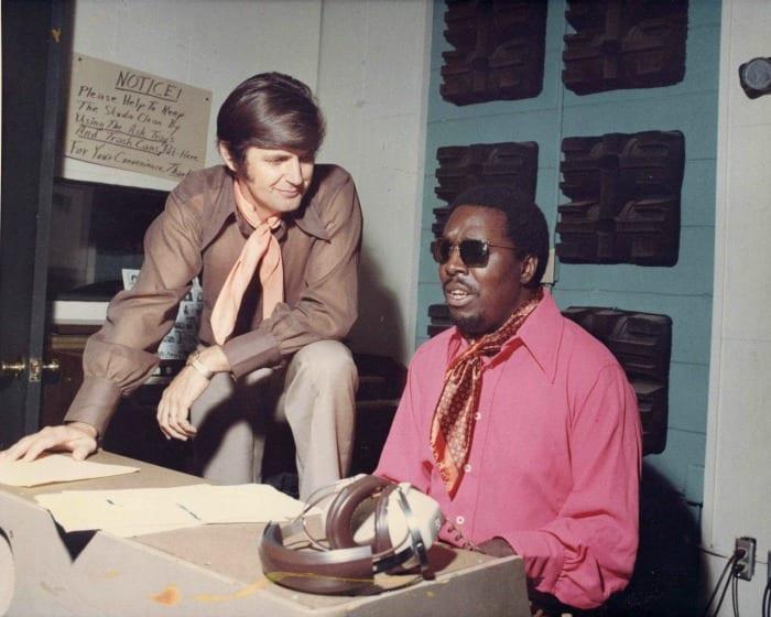 Rick Hall e Clarence Carter