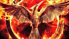 Hunger Games Il canto della rivolta parte 1 primo teaser poster del sequel Mockingjay 1