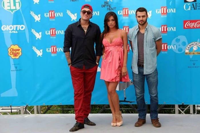 Lorella Boccia al Giffoni Film Festival   © Facebook