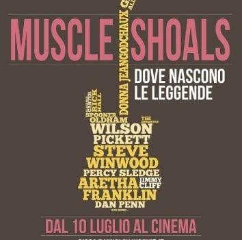 MUSCLE SHOALS locandina