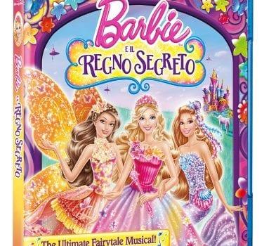 BarbieRegnoSegreto BD Pack 3D 748297374U
