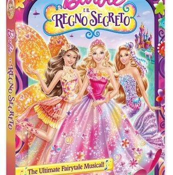 BarbieRegnoSegreto DVD Pack 3D 748297373U