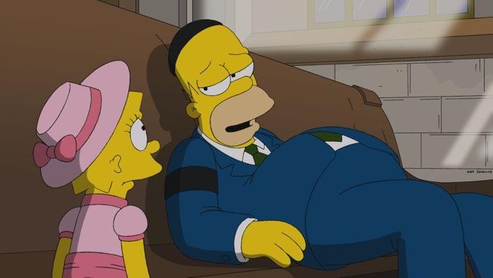 Homer e Lisa