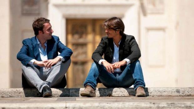 Nicola Liguori e Francesco De Simone