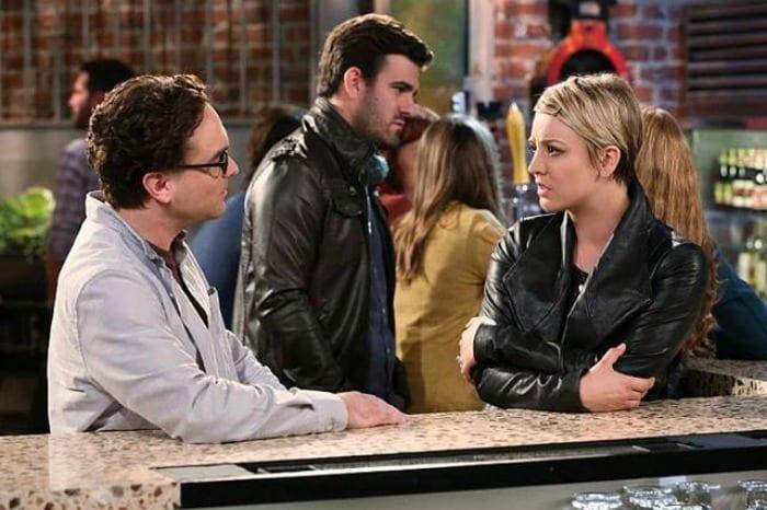 The Big Bang Theory - Leonard e Penny