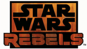 logo Star Wars Rebels Tv Movie
