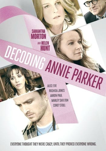 Annie Parker - Locandina