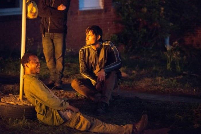 The Walking Dead - Bob e Gareth