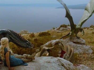 Daenerys draghi