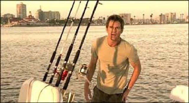 Dexter on boat 1
