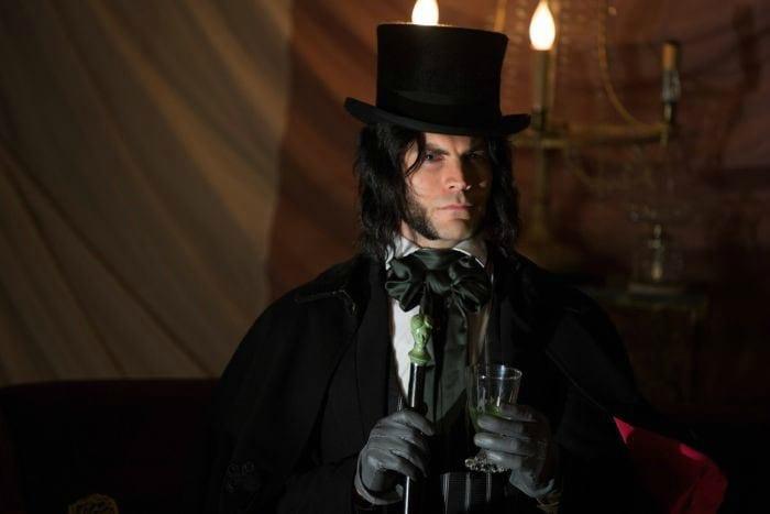 Edward Mordrake - American Horror Story: Freak Show