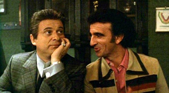 Frank Sivero e Joe Pesci in Goodfellas
