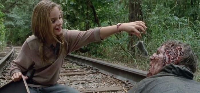 Lizzie - The Walking Dead