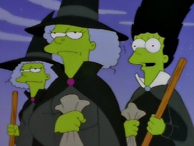 Marge strega