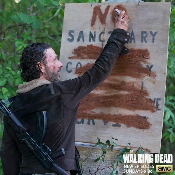 The Walking Dead - No Sanctuary
