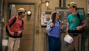 Raj amy e Sheldon