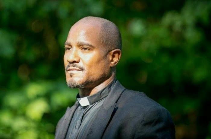 Reverendo Gabriel - The Walking Dead