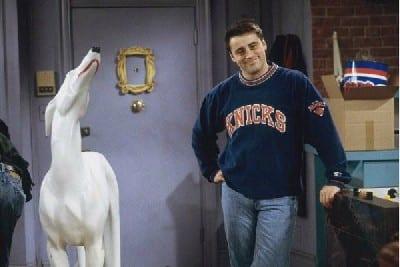 cane bianco Joey