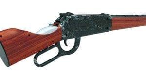 Un fucile, no perditempo.