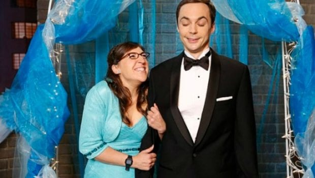 Amy e Sheldon