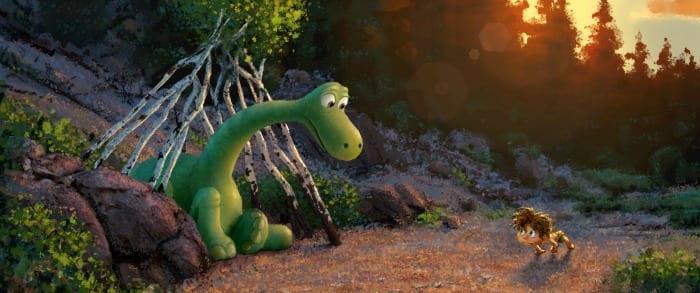 The Good Dinosaur - Il primo concept