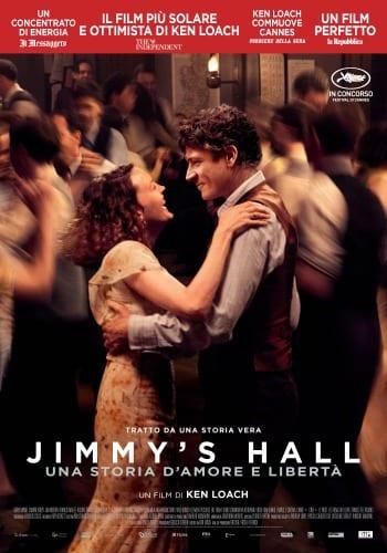 Jimmy's Hall - La locandina