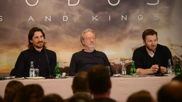 Conferenza stampa di Exodus