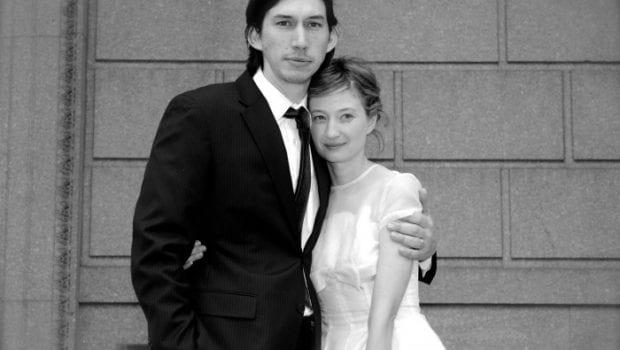 Adam Driver e Alba Rohrwacher