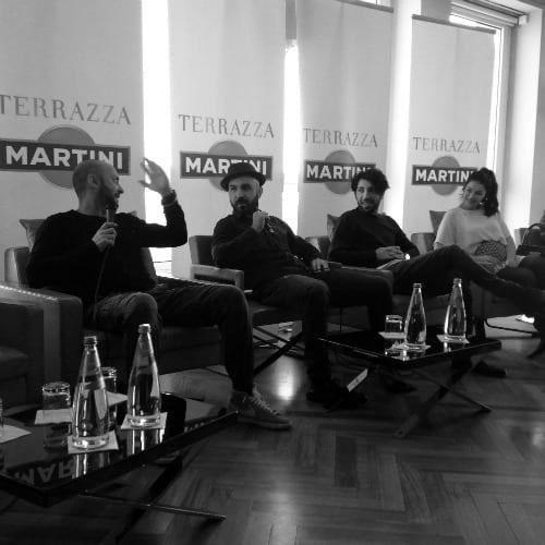 Conferenza stampa Italiano Medio