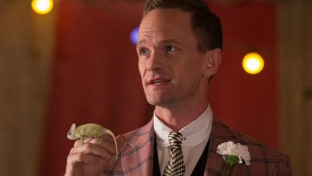 Neil Patrick Harris Freak Show