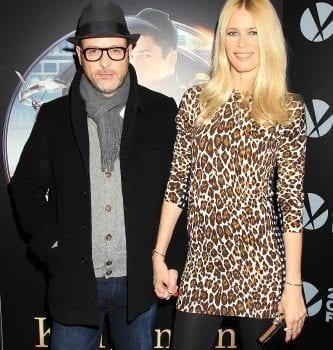 Matthew Vaughn e Claudia Schiffer