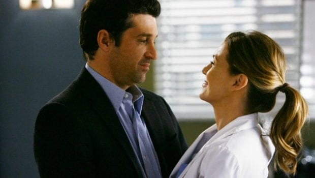 Derek Shepherd Meredith Grey