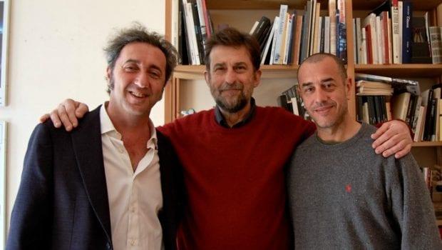 Sorrentino Moretti e Garrone