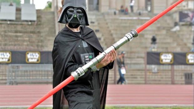 Darth Vader Arena