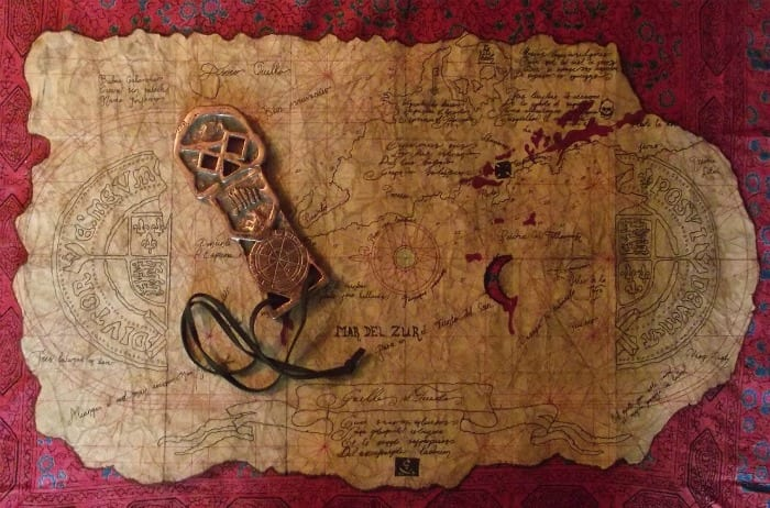 I Goonies - Mappa