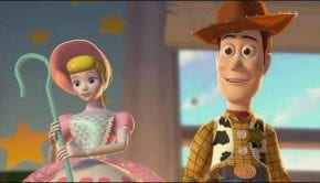 Woody e Bo Peep