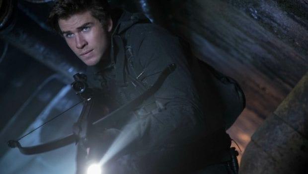 Hunger Games Il canto della rivolta parte II Liam Hemsworth